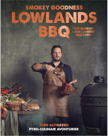 Afbeelding van Bowls and Dishes BOWLS & DISHES - Boeken - Smokey Goodness Lowlands BBQ