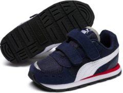 Witte PUMA Vista V Ps Sneakers Kinderen - Peacoat / Puma White - Maat 31