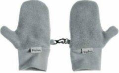 Playshoes Winterwanten Junior Fleece Grijs Maat 1