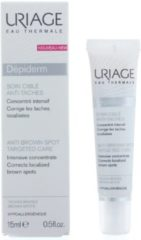 Uriage Dépiderm gerichte verzorging tegen pigmentvlekken