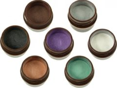 PHYT'S Phyts Eye Shadow Touch of Light different colors organic Cosmetische multipack 7x6ml