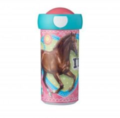 Turquoise Rosti Mepal Campus My horse schoolbeker - 300 ml