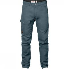 Groene Fjällräven - Greenland Jeans - Jeans maat 54 - Long - Fixed Length, purper/zwart