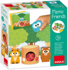 Goula kinderspel Memovrienden