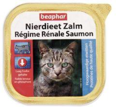Beaphar Nierdieet Kat 100 g - Kattenvoer - Zalm - Kattenvoer