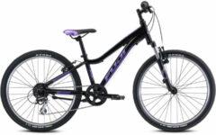 Paarse Fuji Dynamite 24 COMP Kids Bike (2021) - Fietsen voor tieners