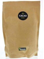 Hanoju Bio cacao bonen 1000 Gram