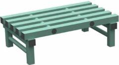 Groene REA Opslagrooster 800(l)x500(d)x250(h)mm, Gastro-Inox 308.080