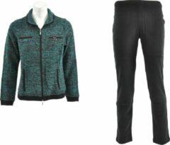 Groene Australian - Sweatsuit Women - Dames - maat 36