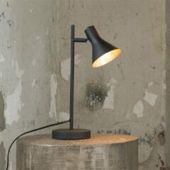Zwarte Easy Furn Tafellamp Cup
