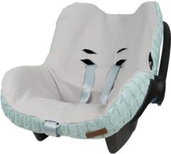 Baby's Only Baby's Only Autostoelhoes Maxi-Cosi Kabel Mint