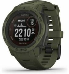 Garmin Smartwatches Instinct Solar Tactical Groen