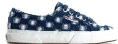 SUPERGA Sneakers donna blu scuro