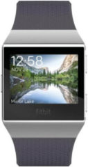 Fitbit, Inc Fitbit Ionic GPS Grau Smartwatch 0816137026475