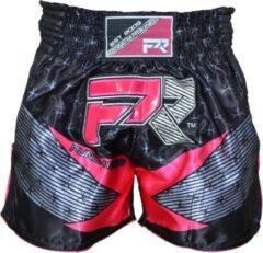 Punch Round™ Punch Round Evoke Dames Kickboks Broek Zwart Roze L = Jeans Maat 34