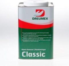 Dreumex Classic zeep rood - Blik 4,5 liter