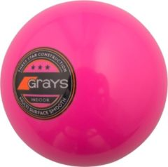 Grays Indoor Hockeybal - Ballen - roze - ONE