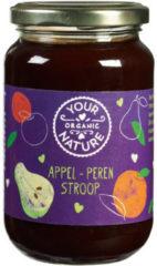 Your Organic Nat Appel perenstroop 450 Gram
