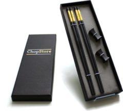 Gouden ChopStore - Shinano Gold chopsticks in luxe cadeauverpakking