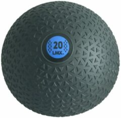 Zwarte Lifemaxx Slamball 20 kg