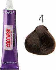 Alfaparf Milano Alfaparf - Color Wear - 4 - 60 ml