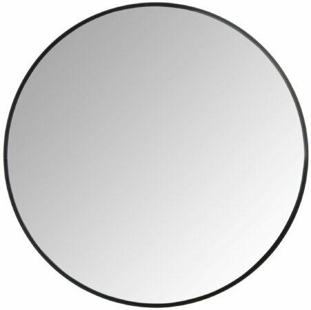 Ronde Spiegel Xenos.Xenos Spiegel Rond Met Metalen Lijst Diameter 80 Cm