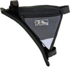 M-Wave Fahrradtasche für Rahmen / Dreieckstasche ROTTERDAM