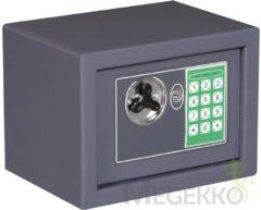 Toolland BG90008 Elektronische kluis met code en sleutel