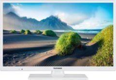 Telefunken XH24D101D-W 61 cm (24 Zoll) LED TV - weiß