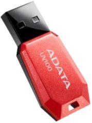 ADATA Technology Co ADATA DashDrive UV100 - USB-Flash-Laufwerk - 8 GB AUV100-8G-RRD
