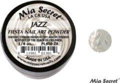 Zilveren Mia Secret Fiesta Acrylpoeder Jazz