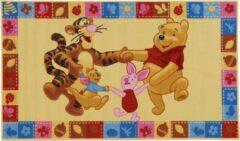 Disney Vloerkleed Winnie The Pooh En Vrienden 140 X 80 Cm