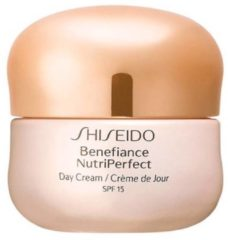 Shiseido Benefiance NutriPerfect Day Cream - dagcrème