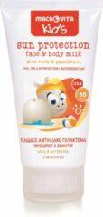 Macrovita Zonnebrand voor Kinderen SPF50