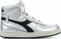 Diadora Heritage Vrouwen Sneakers - Mi basket used z - Zilver - Maat 37