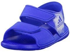 Badeschuhe AltaSwim C BA9289 mit Klettverschluss adidas performance blue/ftwr white/ftwr white