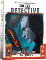 999 Games Spel - Pocket Detective: De blik van de geest - Breinbreker - 12+