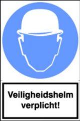 Artelli Sticker Veiligheidshelm verplicht! (Prijs per stuk)