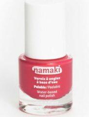 Oranje Trademark Rode nagellak Namaki Cosmetics© - Schmink
