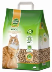 Happy Home Natural Houtkorrel - Kattenbakvulling - 20 l