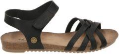 Mustang dames sandaal - Zwart - Maat 41