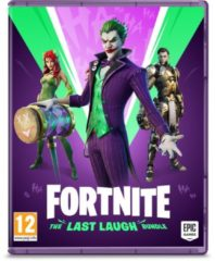 Warner Bros Fortnite - The Last Laugh Bundle - download code (PlayStation 5)