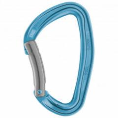 Petzl - Djinn Carabiner - Snapkarabiner blauw/grijs/turkoois