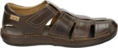 Pikolinos Tarifa heren sandaal - Bruin - Maat 40