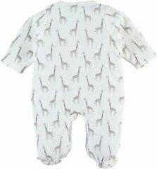 Noukie's , pyjama , gebroken wit , giraf , 3 maand 62