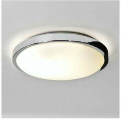 Witte Astro Lighting Denia Plafondlamp - Chroom