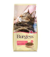 BURGESS CAT ADULT RIJK AAN SCHOTSE ZALM KATTENVOER #95; 1,5 KG