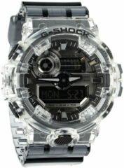 Casio G-Shock GA-700SK-1AER Horloge semi-transparant 53 mm