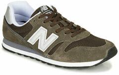 Groene Lage Sneakers New Balance 373