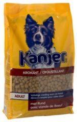 Kanjer Hond Krokante Brokken Gevogelte&Groenten&Vlees 15 kg - Hondenvoer
